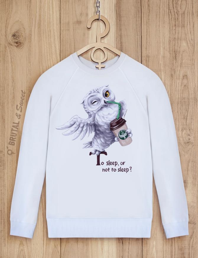 Семейные свитшоты с совами «Owl Family»