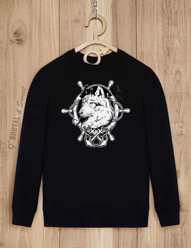 Свитшот «Морской волк»