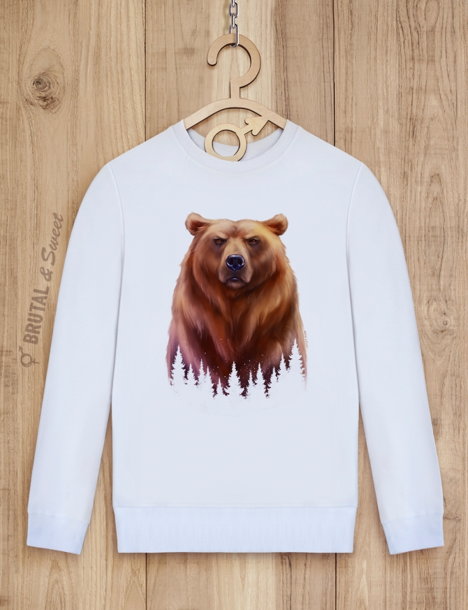 Свитшот «Медведь»