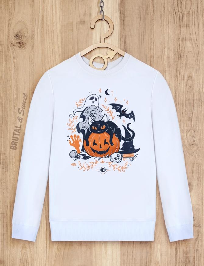 Свитшот мужской «Halloween»