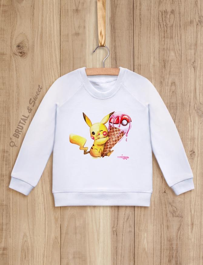 Детский свитшот с покемоном «Pokemon»