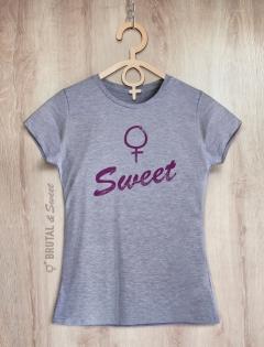 Парные футболки «Brutal» и «Sweet»