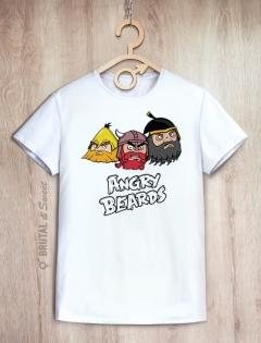 Футболка «Angry Beards»
