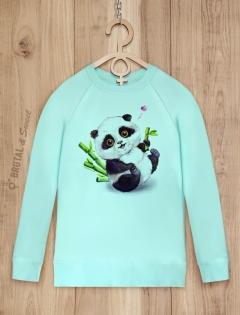 Свитшот с пандой «Little Panda»
