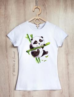 Футболка с пандой «Little Panda ver.2»