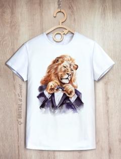 Футболка «Светский лев»