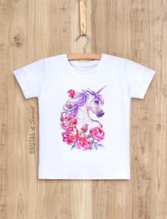 Детская футболка с единорогом «Sweet Unicorn»