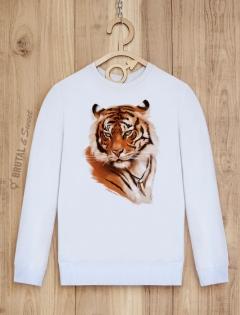 Свитшот с тигром «Wild Tiger»