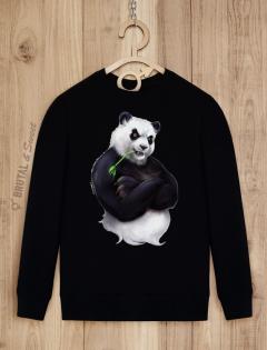 Свитшот с пандой «Big Panda»