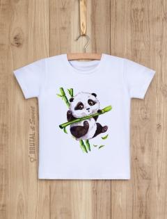 Детская футболка с пандой «Little Panda ver.2»