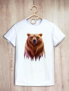 Футболка «Медведь»