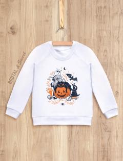 Детский свитшот «Halloween»