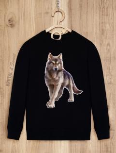 Парные свитшоты с волками