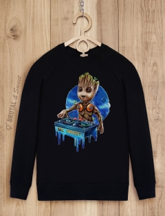 Свитшот с малышом Грутом «MC Groot»