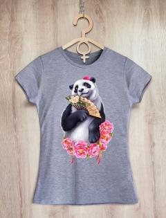 Парные футболки с пандами «Big Panda» и «Lady Panda»