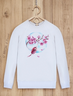 Свитшот с сакурой «Sakura»