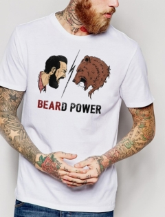 Футболка «Beard Power»